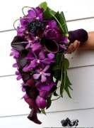 bouquet floreale By Blossom Wedding Flowers, from New Zealand