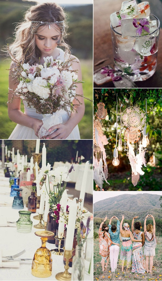 FOTO 9 chic-boho-wedding-theme-ideas-for-2016