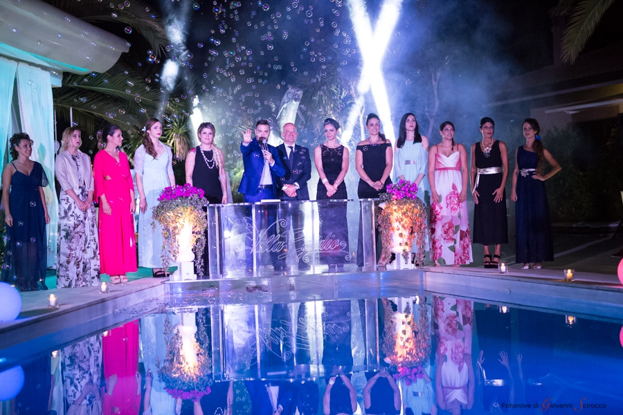 Villa Egidio, Fashion Night: emozioni senza fine